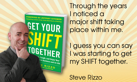 Leadership Guru Skip Prichard Interviews Steve Rizzo