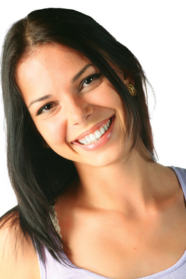 A SHIFT to a Happier Mind-set   The Girl with the Radiant Smile