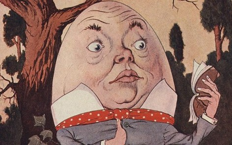 The Secret to Putting Humpty Dumpty Back Together Again