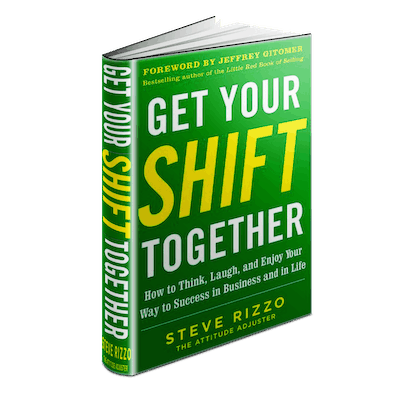 Book1 - Get Your SHIFT Together Book