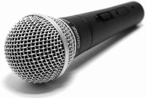 microphone 300x202 - Way Beyond Comedy