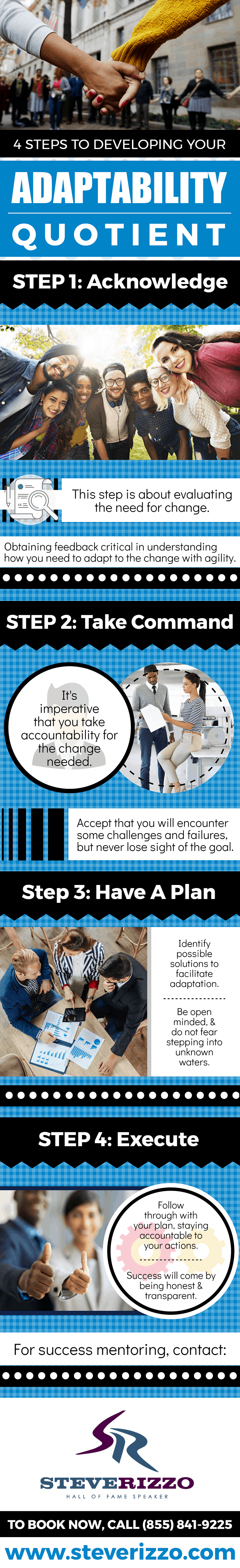 4 Steps to Developing Your Adaptability Quotient - 4 Steps to Developing Your Adaptability Quotient