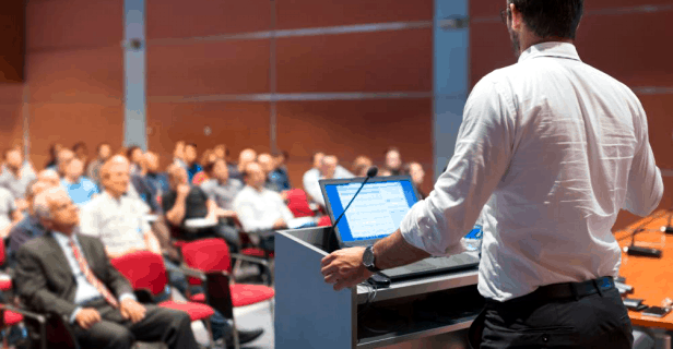 Want To Boost Employee Productivity? Here's How A Motivational Speaker Can Help!
