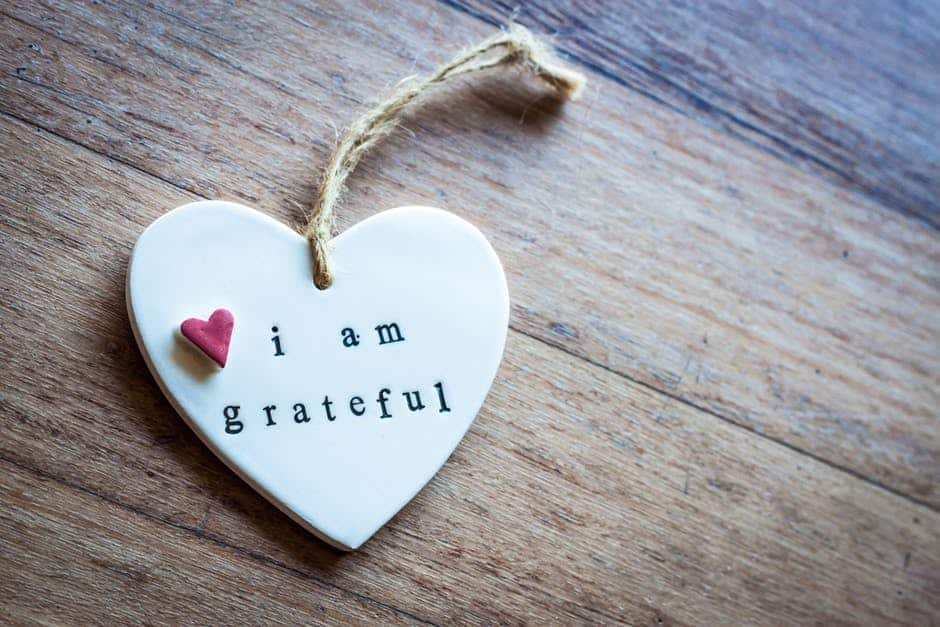 4 Things You Should Be Grateful For In This Very Moment