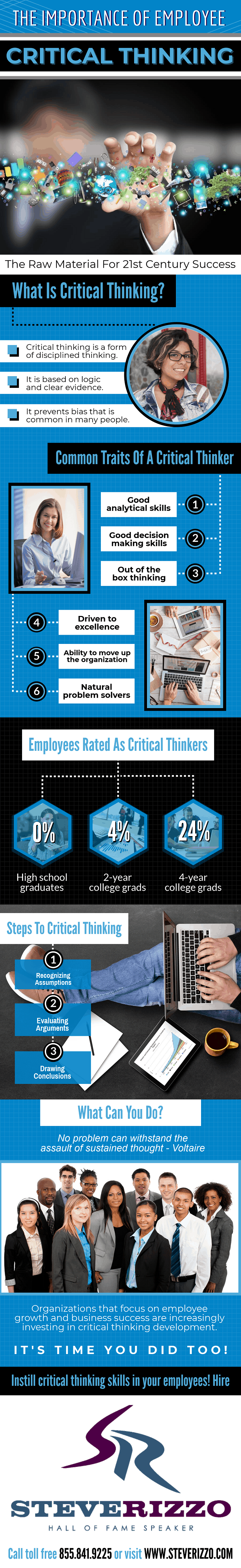 The Importance of Employee Critical Thinking