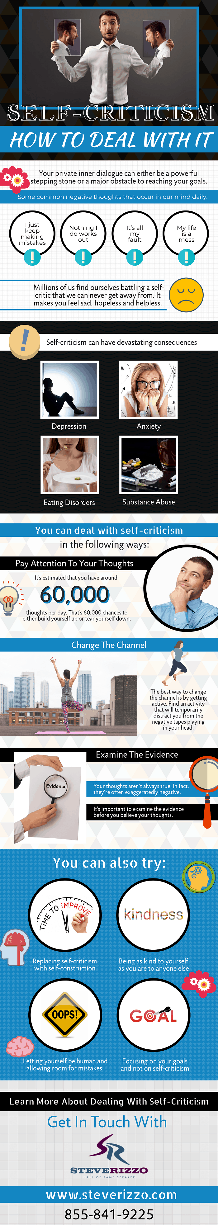 Self Criticism – How to Deal With It - Self-Criticism – How to Deal With It