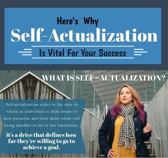 Here's Why Self-Actualization Is Vital For Your Success