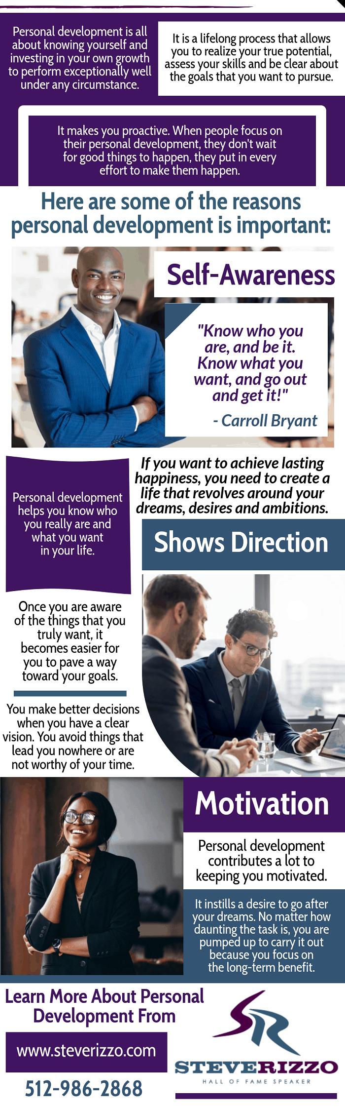 Personal Development - Personal Development - Why is it so Important?
