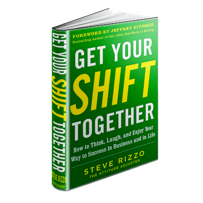 Get Your SHIFT Together - The Beauty of Having It All Fall Apart—How To Keep Your SHIFT Together