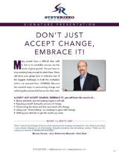 PresentationDescr Change SR pdf 232x300 - Embrace Change