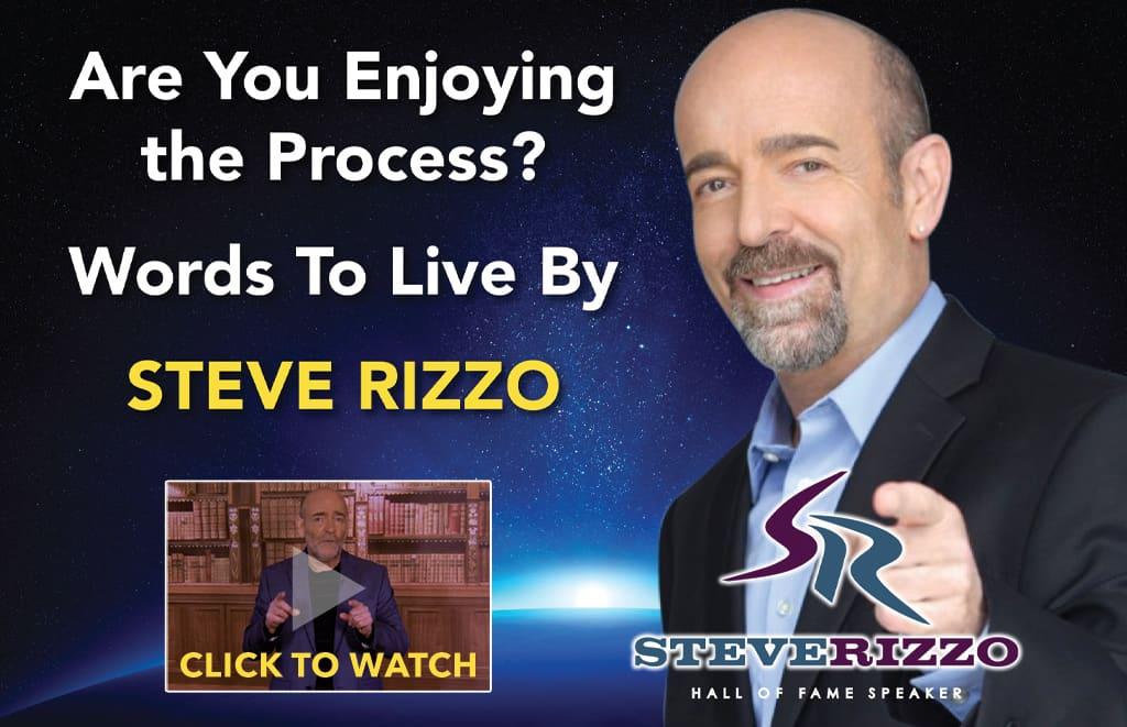 SitePage EnjoyingTheProcess 0621 WebC - Watch Steve - Enjoying the Process